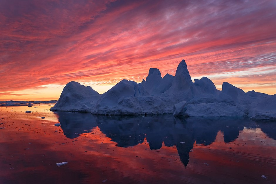 Photo story of the week: Spires of the Arctic Night