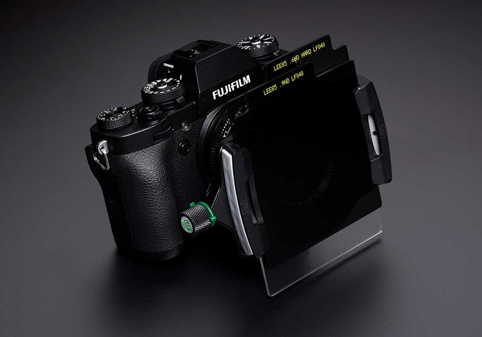 LEE Filters' new LEE85 Filter System is designed specifically for mirrorless camera systems