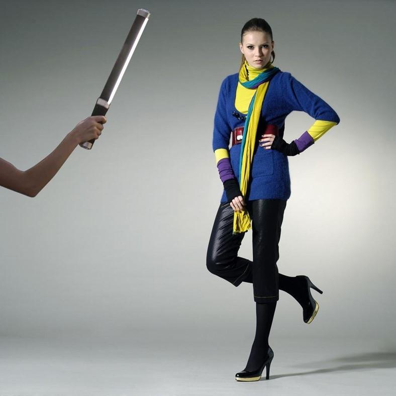Polaroid branded brightsaber pro wand packs 298 leds for Polaroid wand