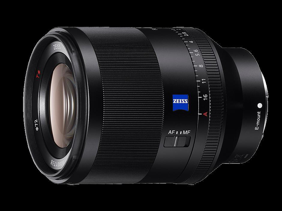 Sony Announces Fe 50mm F1 4 Za Prime Lens Digital