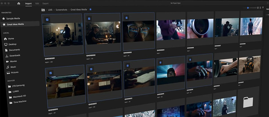 Adobe Premiere Pro receives a major update aimed at today's creator, available now in beta