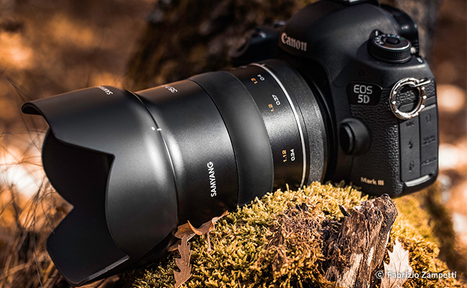 Rokinon announces 'Special Performance' 35mm F1.2 lens for EF mount, due out in January