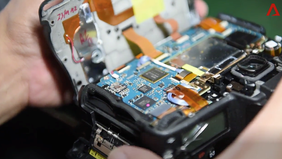 Meet the 'camera whisperer' who fixes cameras nobody else can