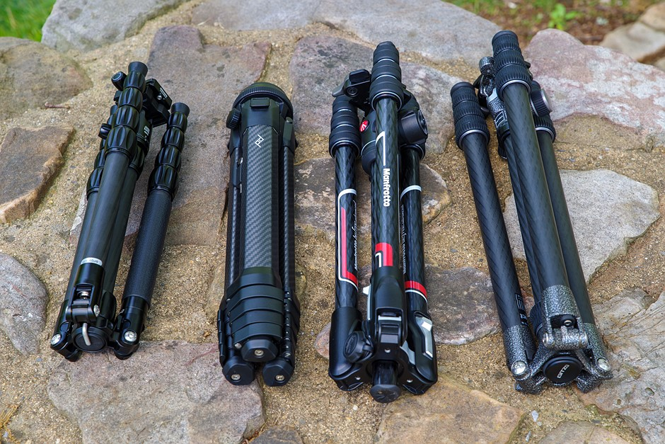 Tested: Four travel tripods for every budget