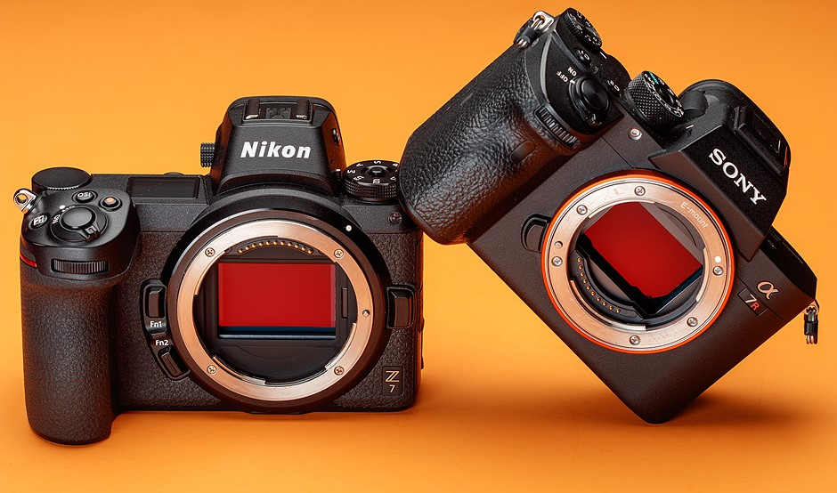 Nikon Z7 and Sony a7R III offer similar results in our image stabilization test