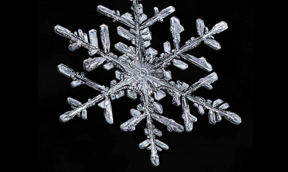 DPReview TV: How to photograph snowflakes