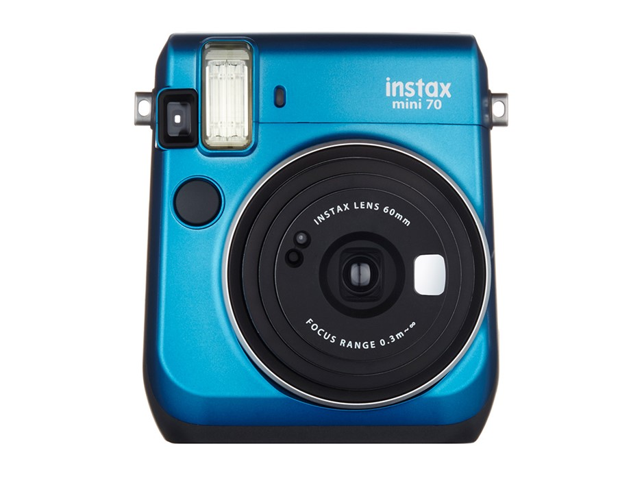 Fujifilm introduces selfie-friendly INSTAX Mini 70 instant ...