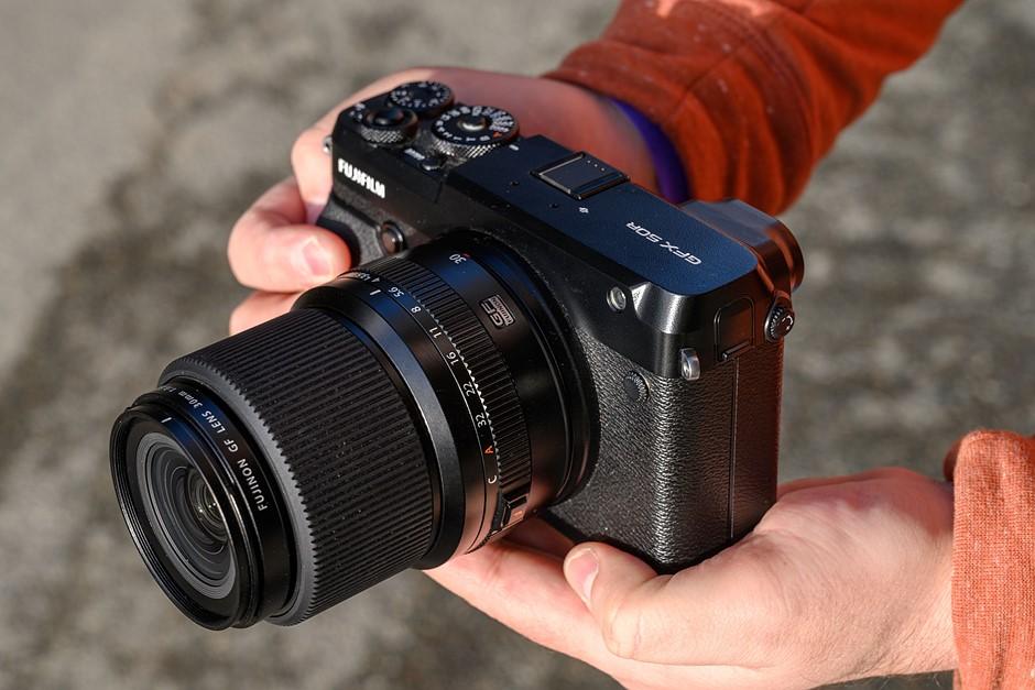 Fujifilm GF 30mm F3.5 R WR field review