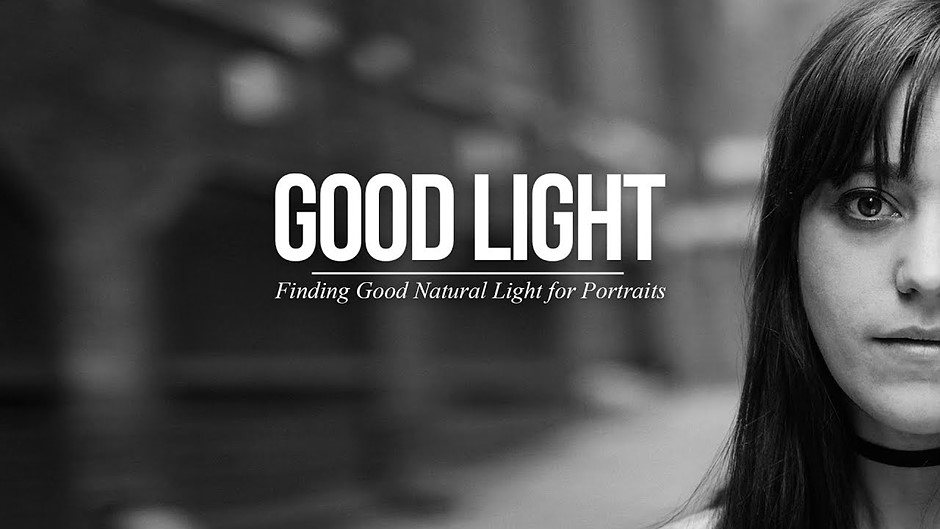 Video: How to find the best natural light for portraits