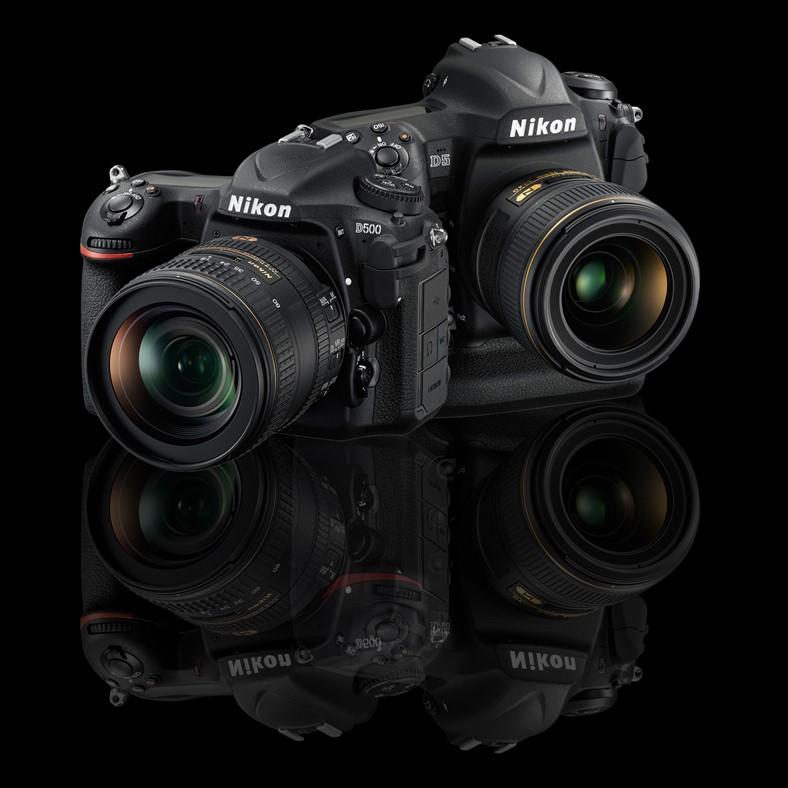 Nikon's New D5 and D500 Push the Boundaries of DSLR: Digital