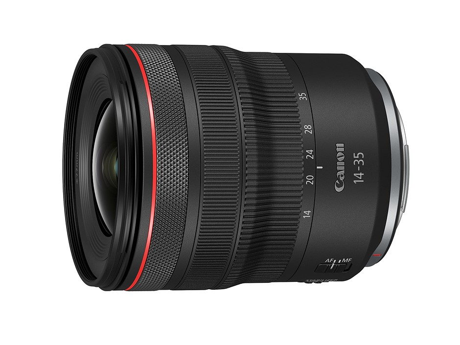 Canon Launches Rf 14 35mm F4 L Is Usm Wide Angle Zoom Lens Digital Photography Review