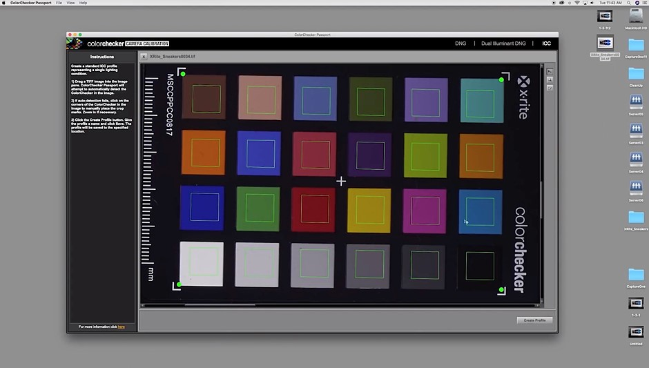 X-Rite launches beta version of its custom ICC profiling tool with Capture One support