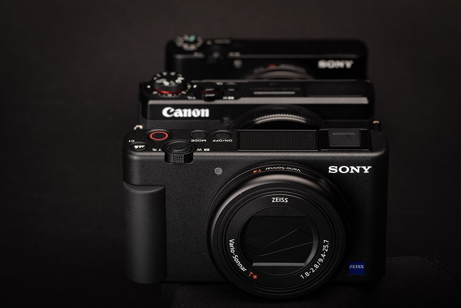 Is the Sony ZV-1 the best vlogging camera, and what's it like for photography?