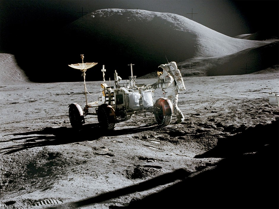 50 years later: A look back at NASA's incredible first Lunar Rover