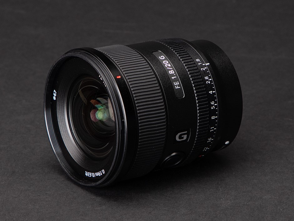 Sony introduces FE 20mm F1.8 G – a compact high-performance ultra-wide lens that will cost $900