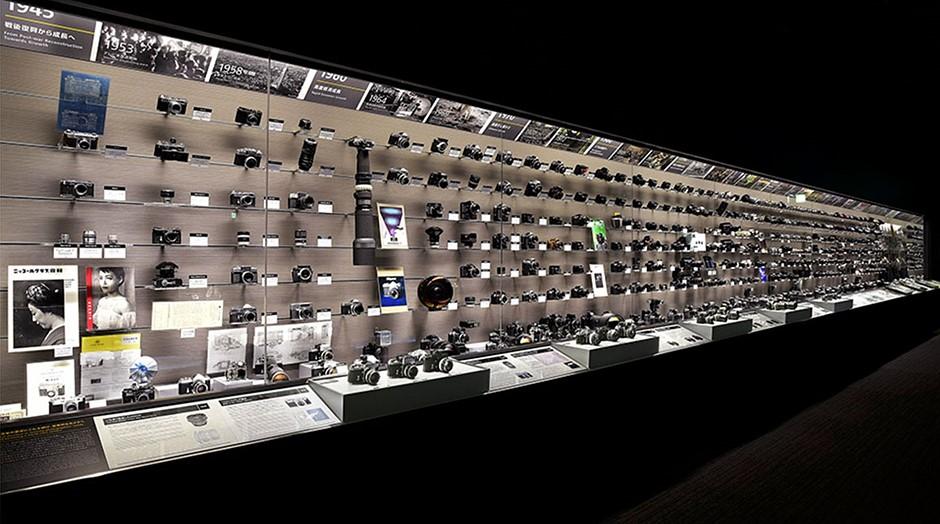 Video: Japan Camera Hunter tours Nikon's incredible Tokyo museum