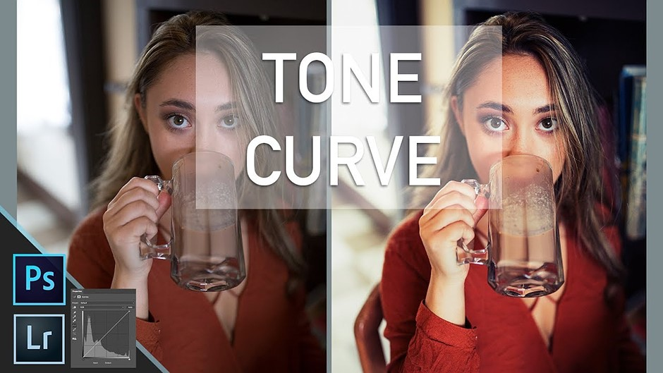 Using the RGB tone curves in Photoshop, a crash course