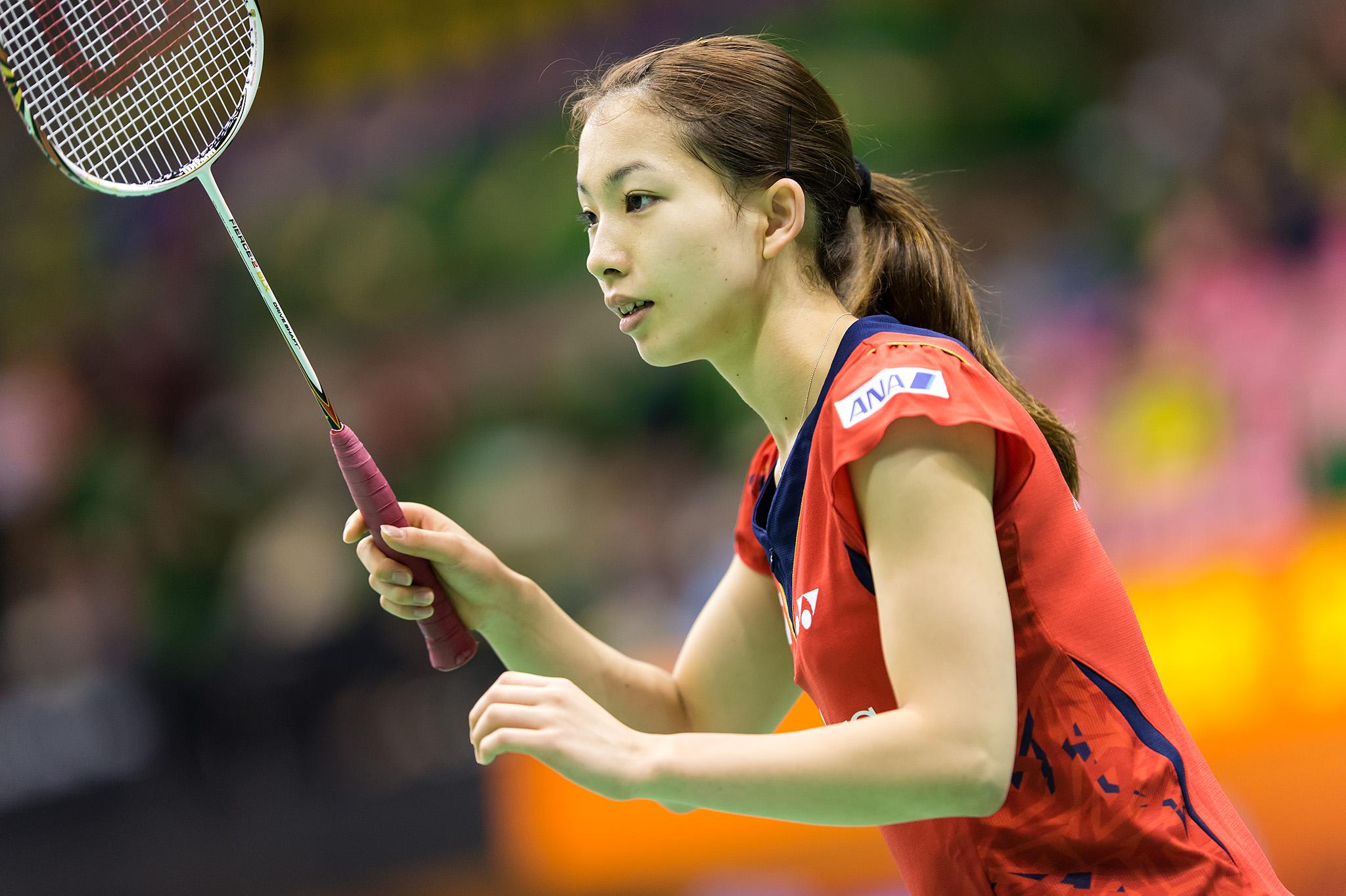 Hong Kong Badminton Open 2013 Kenichi HAYAKAWA Misaki MATSUTOMO