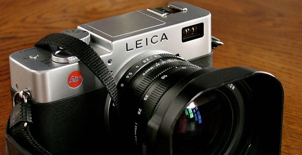 leica digilux 2 the vintage digital camera leica talk forum rh dpreview com leica v-lux 3 manual Leica IIIc