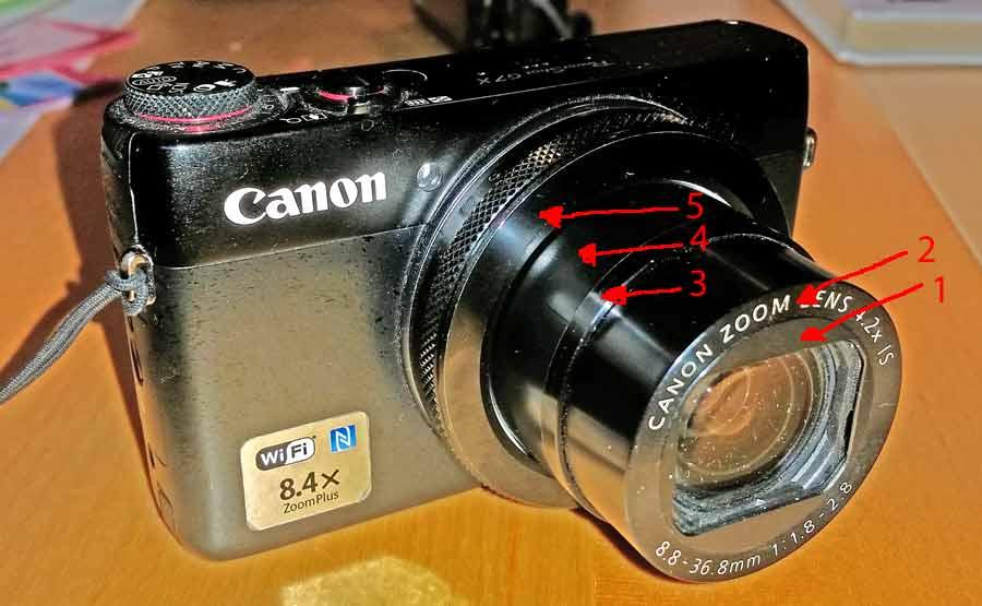 G7X Lens Cap Getting Stuck Canon PowerShot Talk Forum Digital