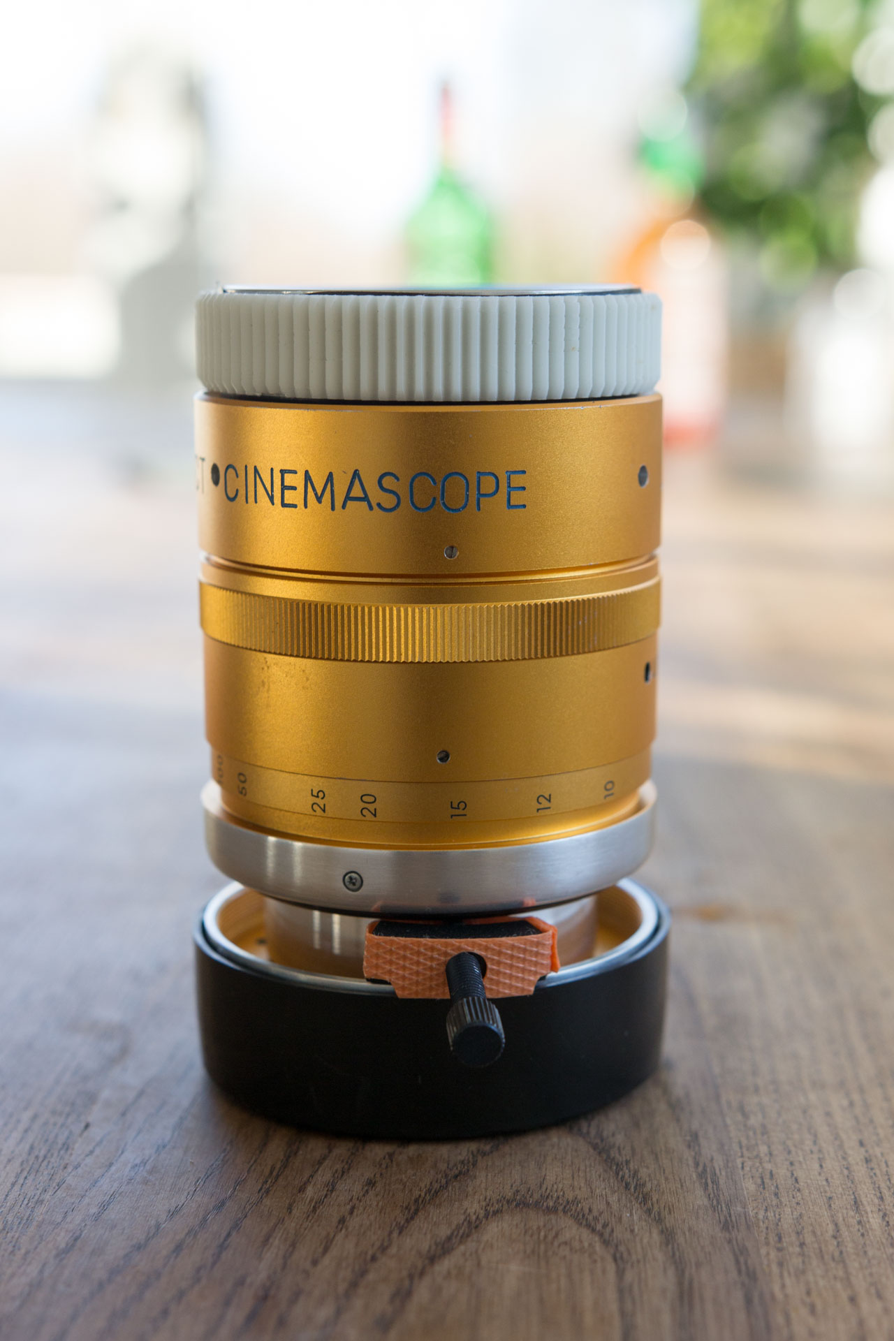 Sankor 2x Single focus Anamorphic Cinemascope Lens: For Sale and
