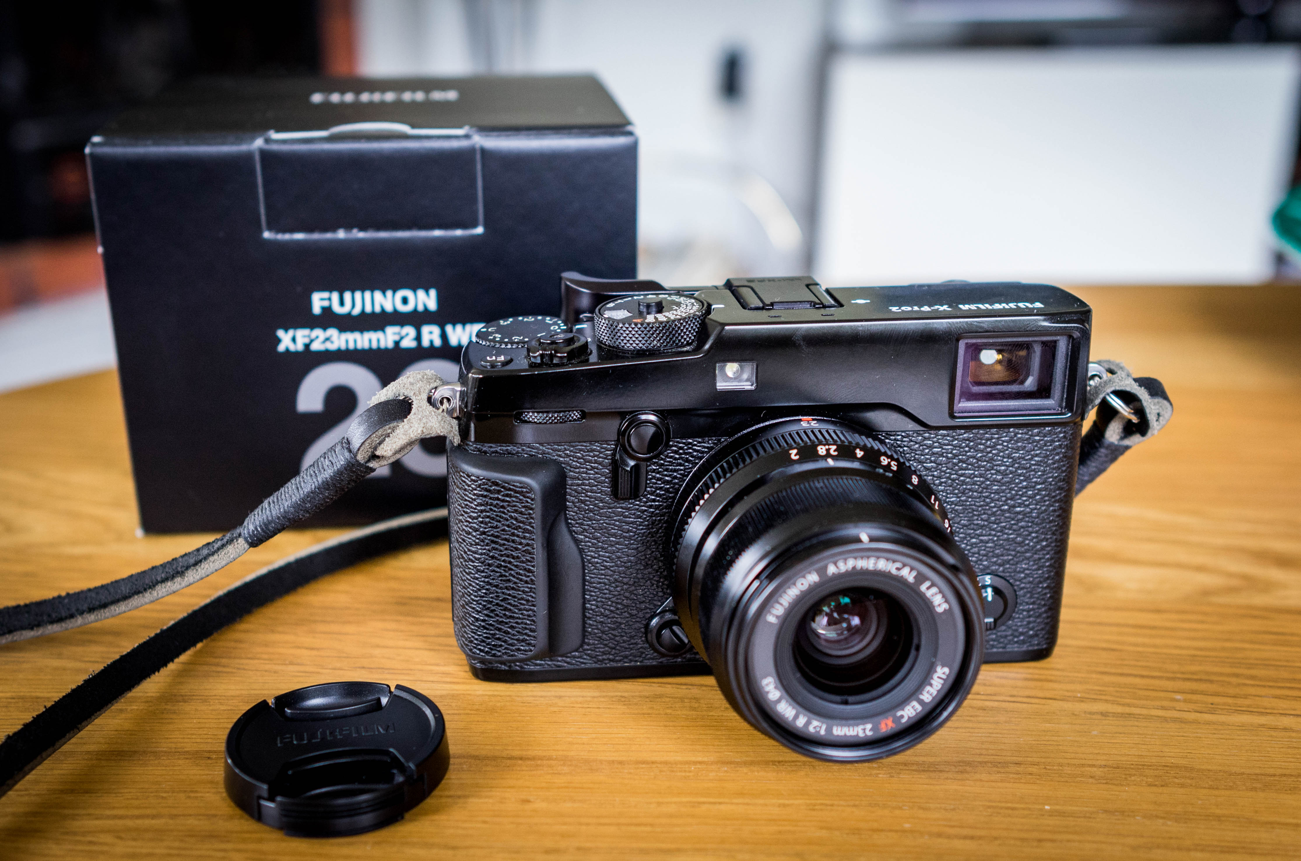 Fs Fujifilm X Pro2 23mm F2 Wr Accessories For Sale And Wanted Xf View Original Size