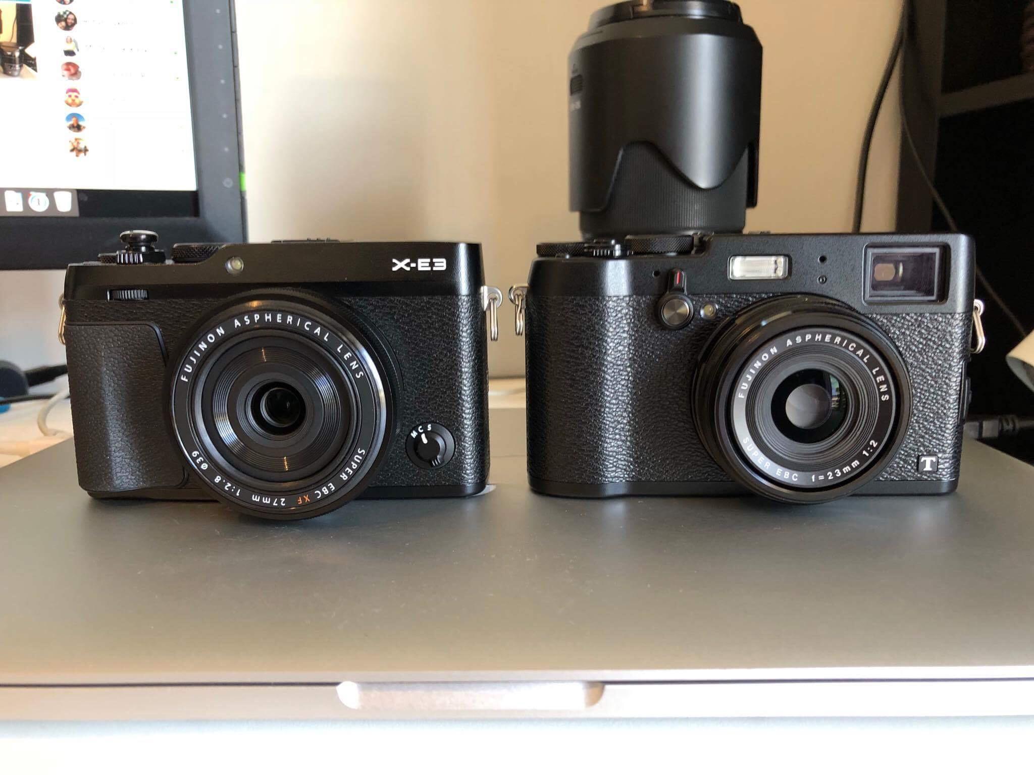 Everyday Camera X100f Or X E3 Fujifilm System Slr Talk Forum Kit Xf 18 55mm Silver 35mm F2 View Original Size