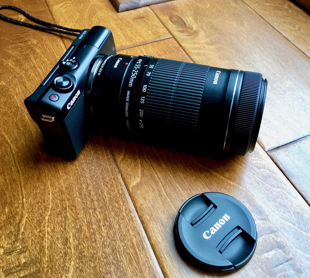Canon EOS M100 - The little engine that could   : Canon EOS M Talk