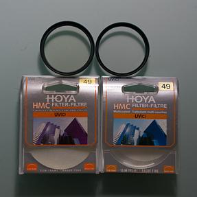 Fake Hoya UV Filter - eBay ID - youthon