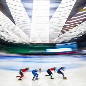 Long exposure sport shots for your inspiration