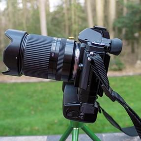 A 28-300 equivalent lens that manages to often get overlooked...