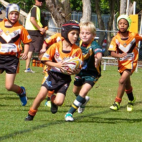Rugby League pics on a Canon Powershot SX280HS