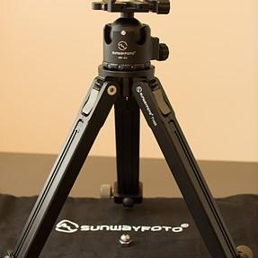 Sunwayfoto T1A20 Aluminum Tripod