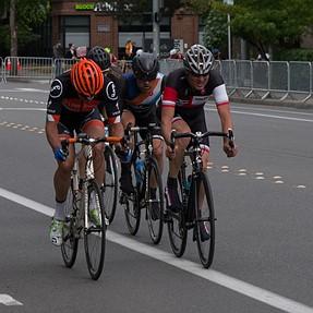 Just some guys riding bikes in Redmond K-1