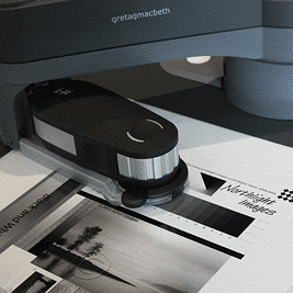 Using an X-Rite i1iO for B&W print testing