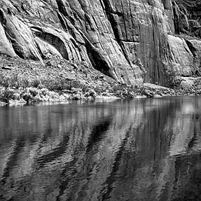 Colorado River in Black and White (non leica)