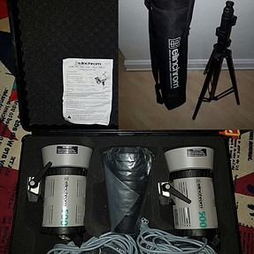 Elinchrom 500 classic - worth anything?
