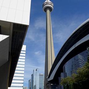 Toronto's Tallest Structure.