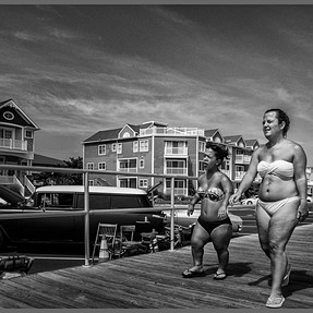 Boardwalk Ladies