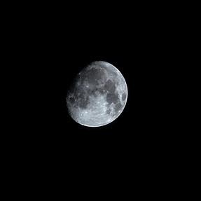 My first moon shot with Sigma 150-600c + 1401 2x TC