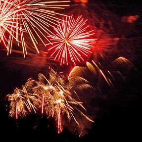P900 - Fireworks
