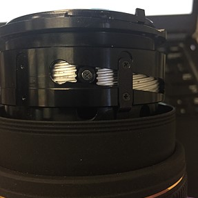 got a cheap Sigma 24-70 2.8 but it seems loose...should I get another?