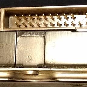 Hard drive connectors