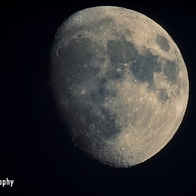 Today moon with Sony A6500