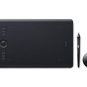 WACOM Intuos M new tablet (2017)