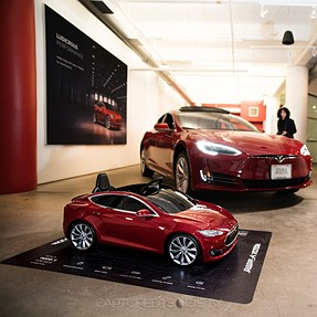 A99II | Tesla
