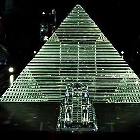 What happens in a Pyramid