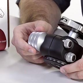 BH-55 main lock knob