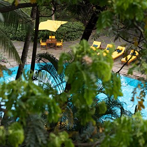 M10: At the Oberoi in Bangalore