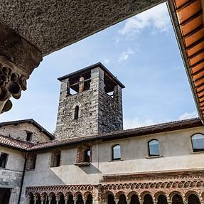 Chiesa di S. Michele a Voltorre + Eremo S.Caterina (Va) Italy    Nikon d750 -24-70 Tamron